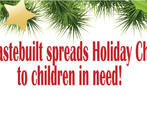 Wastebuilt Holiday Toy Drive